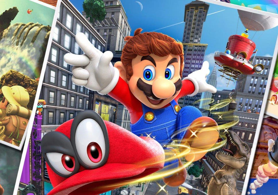 Super Mario Odyssey Review Possibly Game Of The Year The