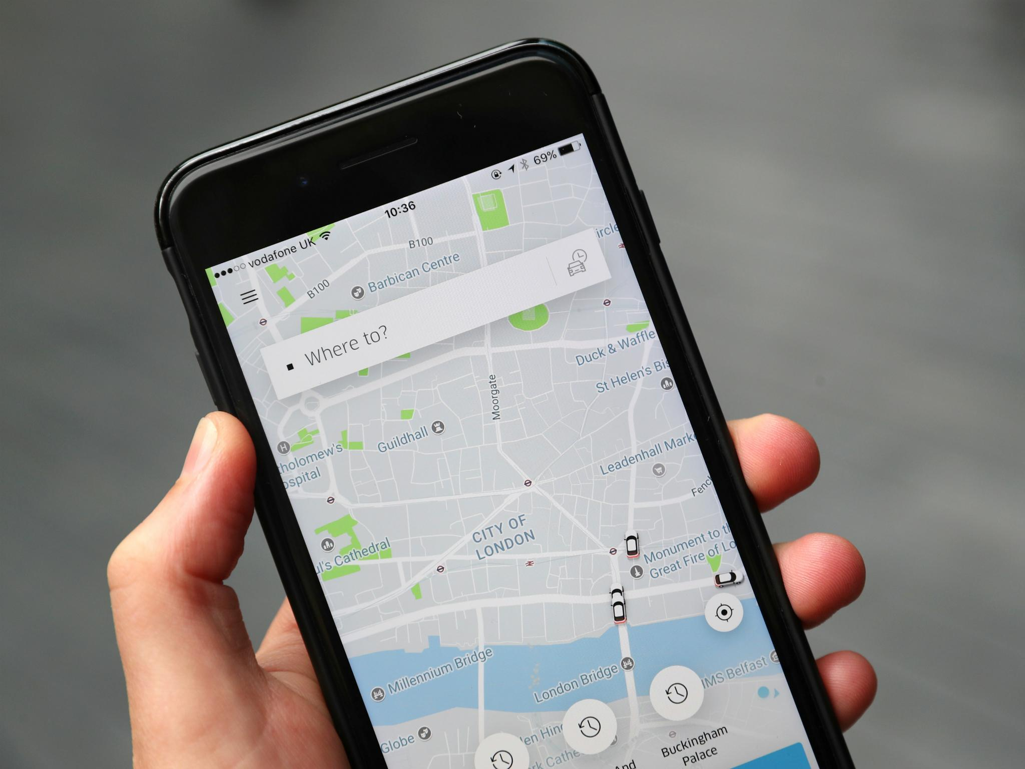 Uber: How to add multiple stops to a trip | The Independent