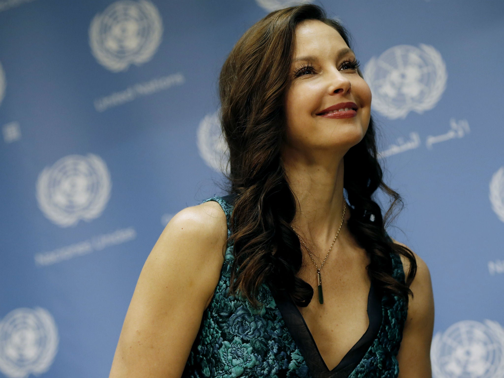 The model says she has also asked her famous family not to come to her - Ashley Judd Relays How She Rebuffed Harvey Weinstein
