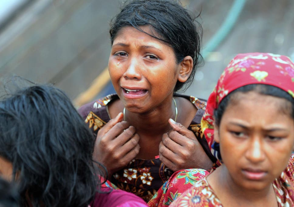 The Rohingya Have Been Forced To Flee Persecution In Burma