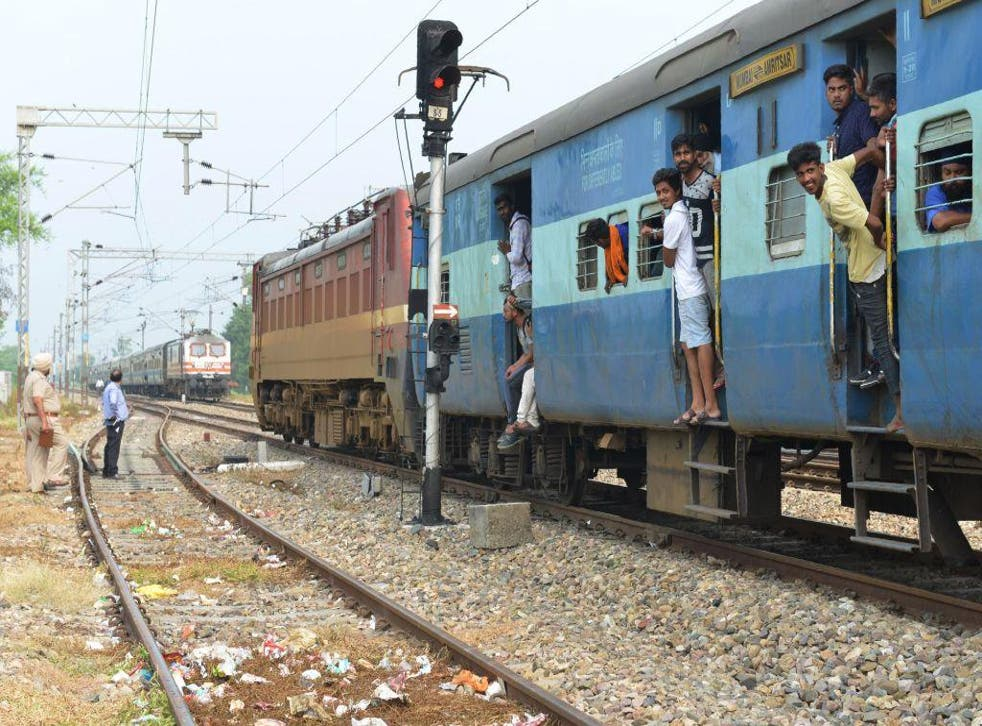 Train travel in India is about to get a lot more complicated
