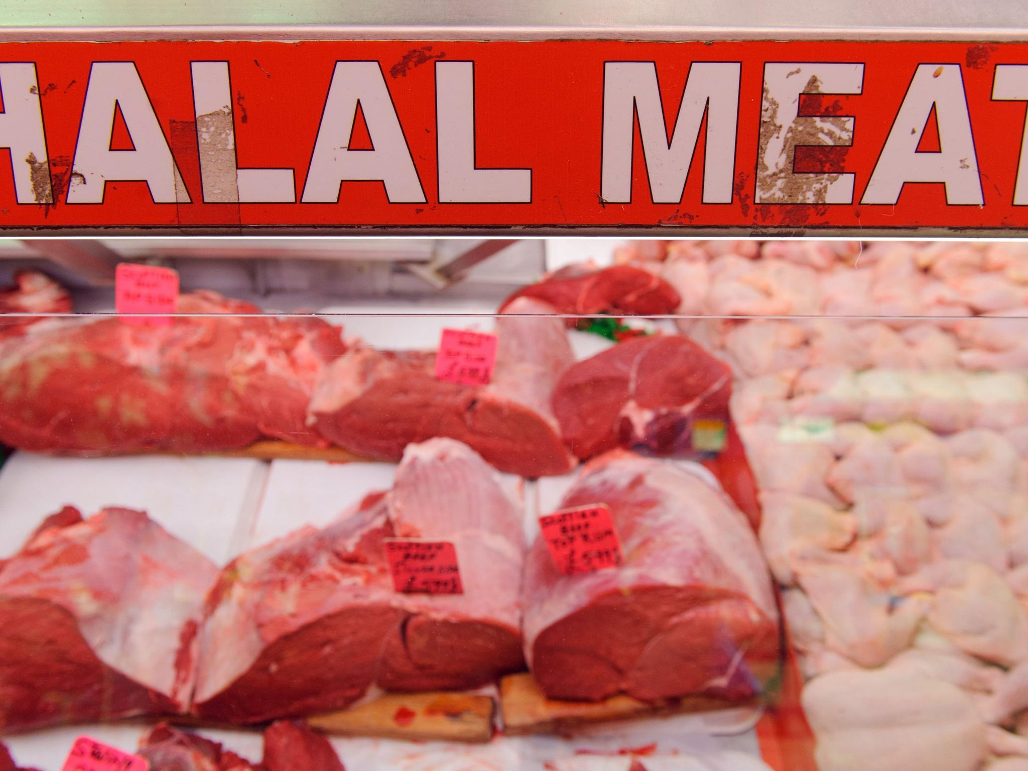 Schools' halal meat ban halted by legal challenge after decision