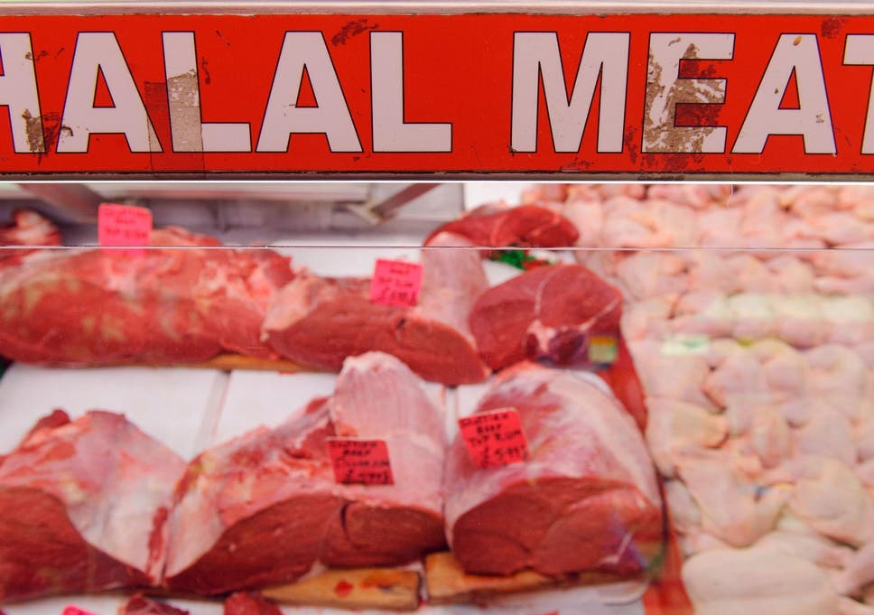 Schools' halal meat ban halted by legal challenge after
