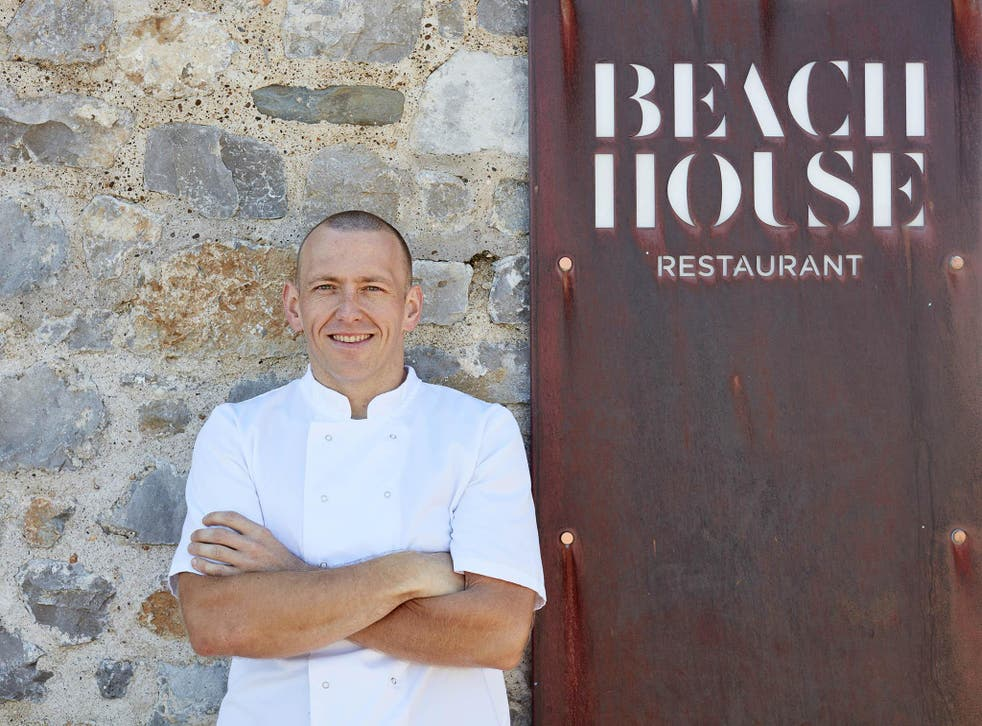 The native Welshman has a knack for turning nature's larder into Michelin-style showstoppers