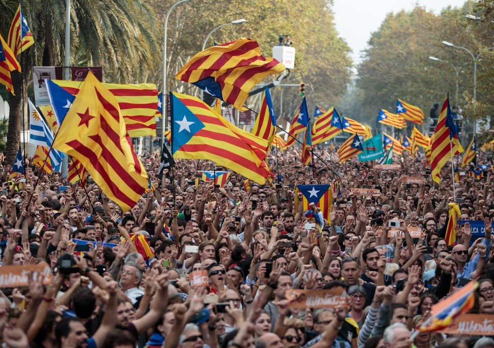 catalan crisis why does catalonia want independence do the