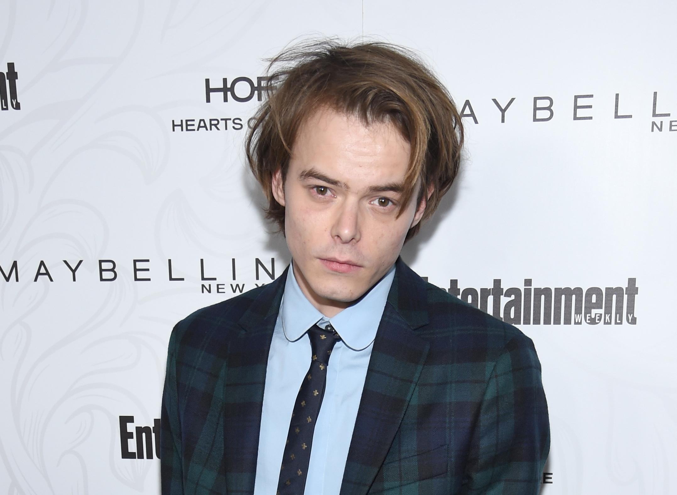 Stranger Things actor releases statement after being detained over cocaine possession
