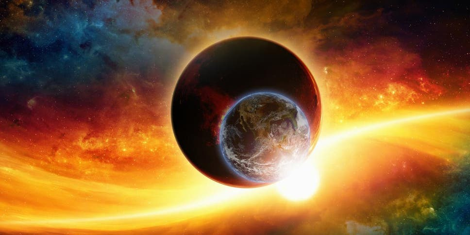 The sun will destroy earth a lot sooner than you might think the theres really no way to tell which doomsday scenario will be the cause of our planets ccuart Images