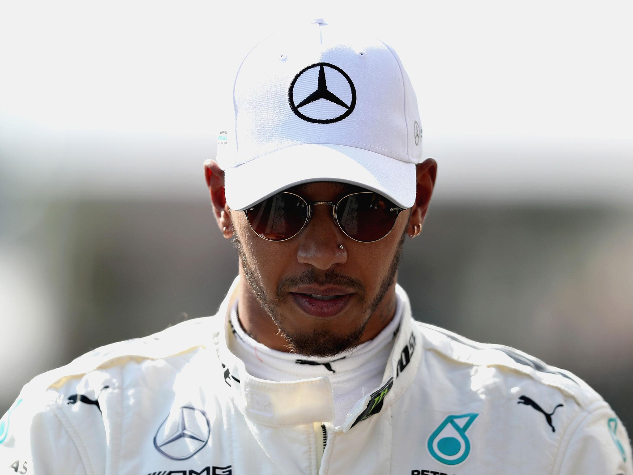 Lewis Hamilton finds himself with fight on his hands in championship tilt in Mexico