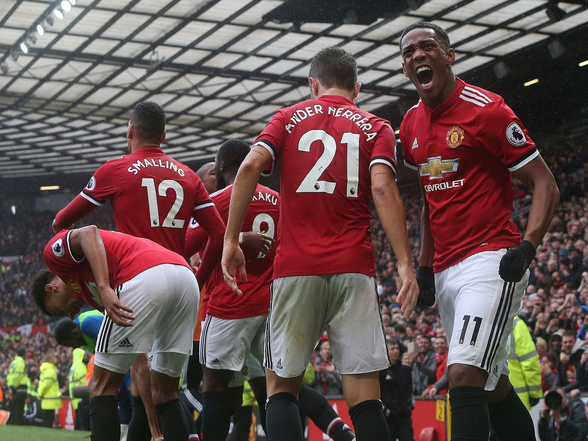 Manchester United get the job done to vindicate Jose ...