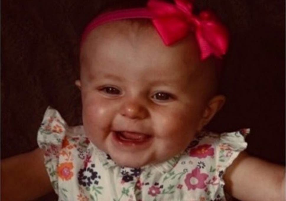 e27459cbf7e2 Donations pour in for family of baby girl suffering 'worst case' of  meningitis C in 25 years
