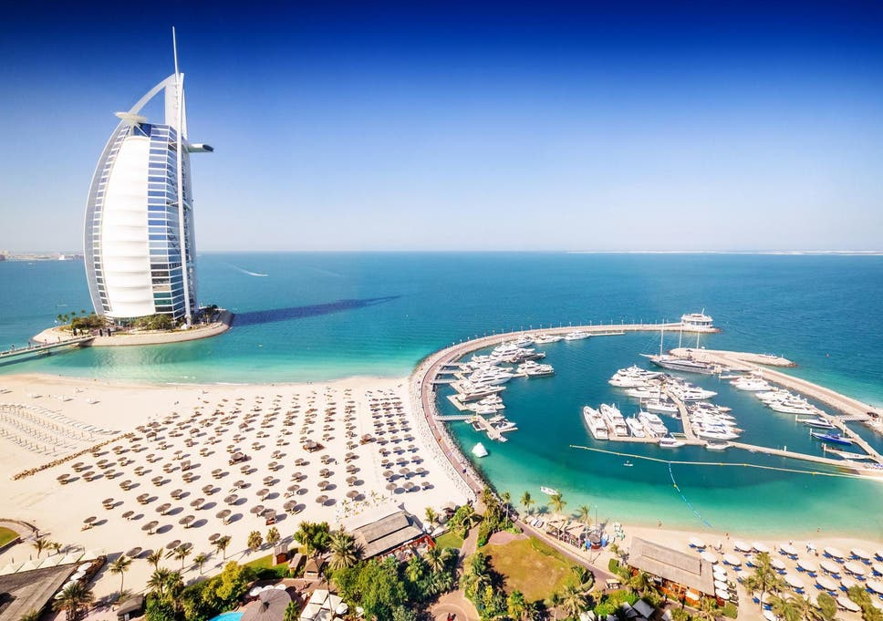 Dream job' sends employees to Dubai and pays £200,000 with