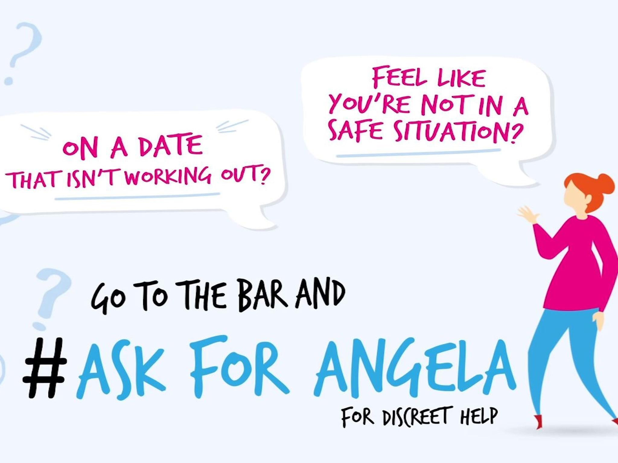 Woman Escapes Difficult Situation With Man In Pub Thanks To New Ask For Angela Safety Trick