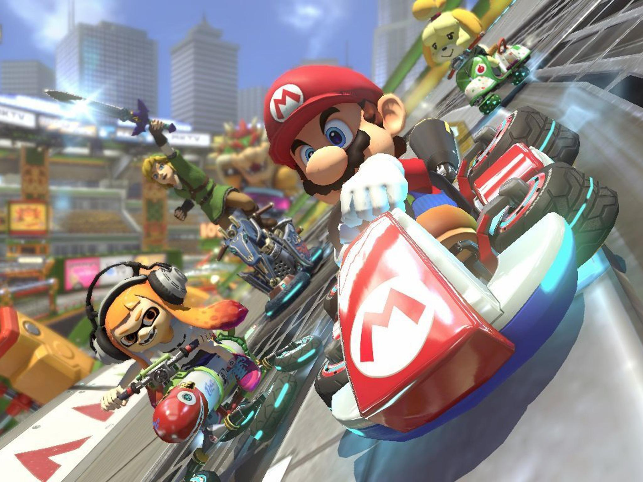 9 Best Nintendo Switch Games The Independent The Independent