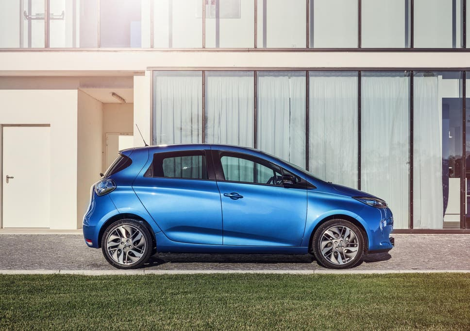 Car Review: Renault Zoe | The Independent