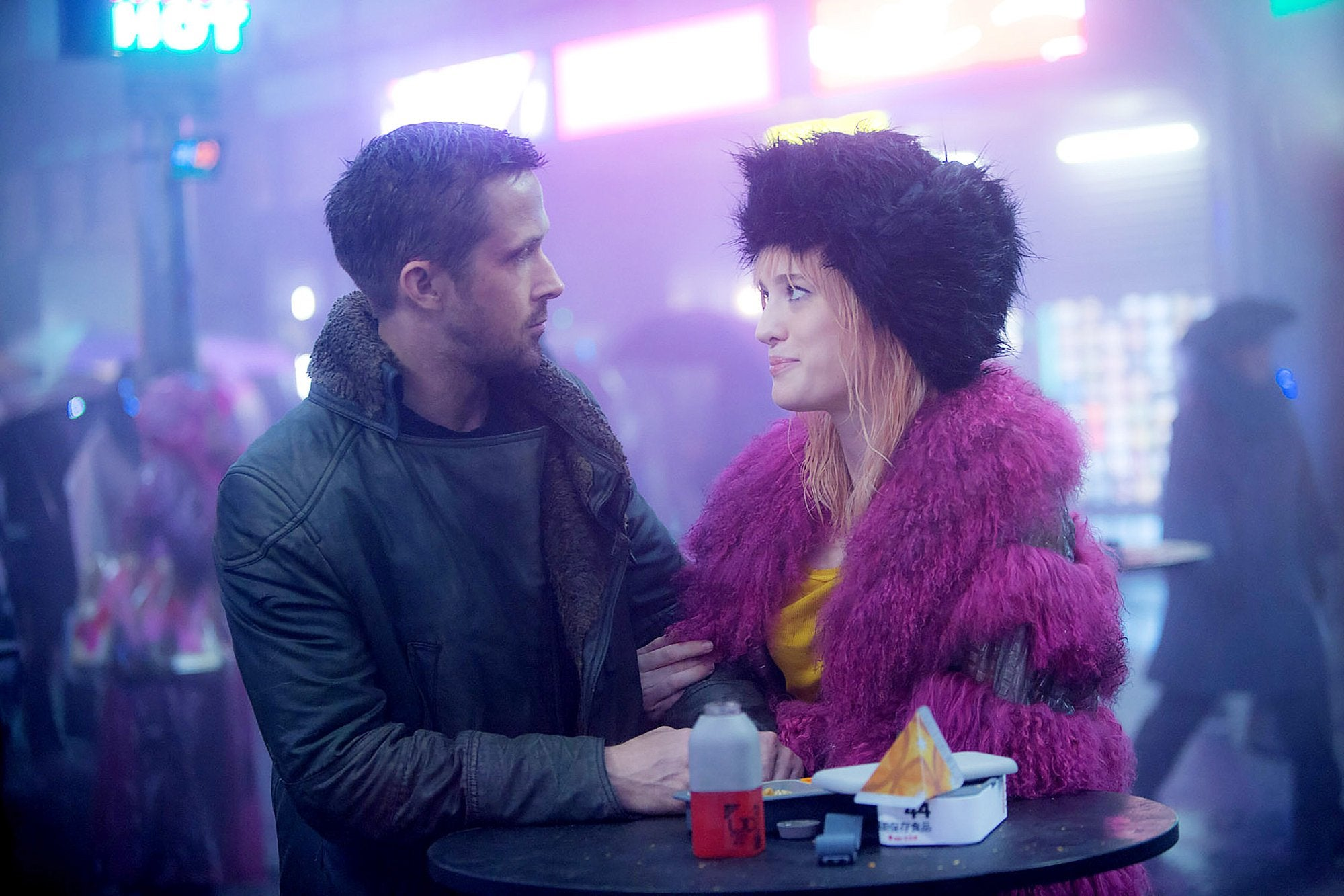 """blade runner response Blade runner 2049 doesn't pass the bechdel test  """"the future is female"""" is a common rallying cry in our modern culture in response to governments."""