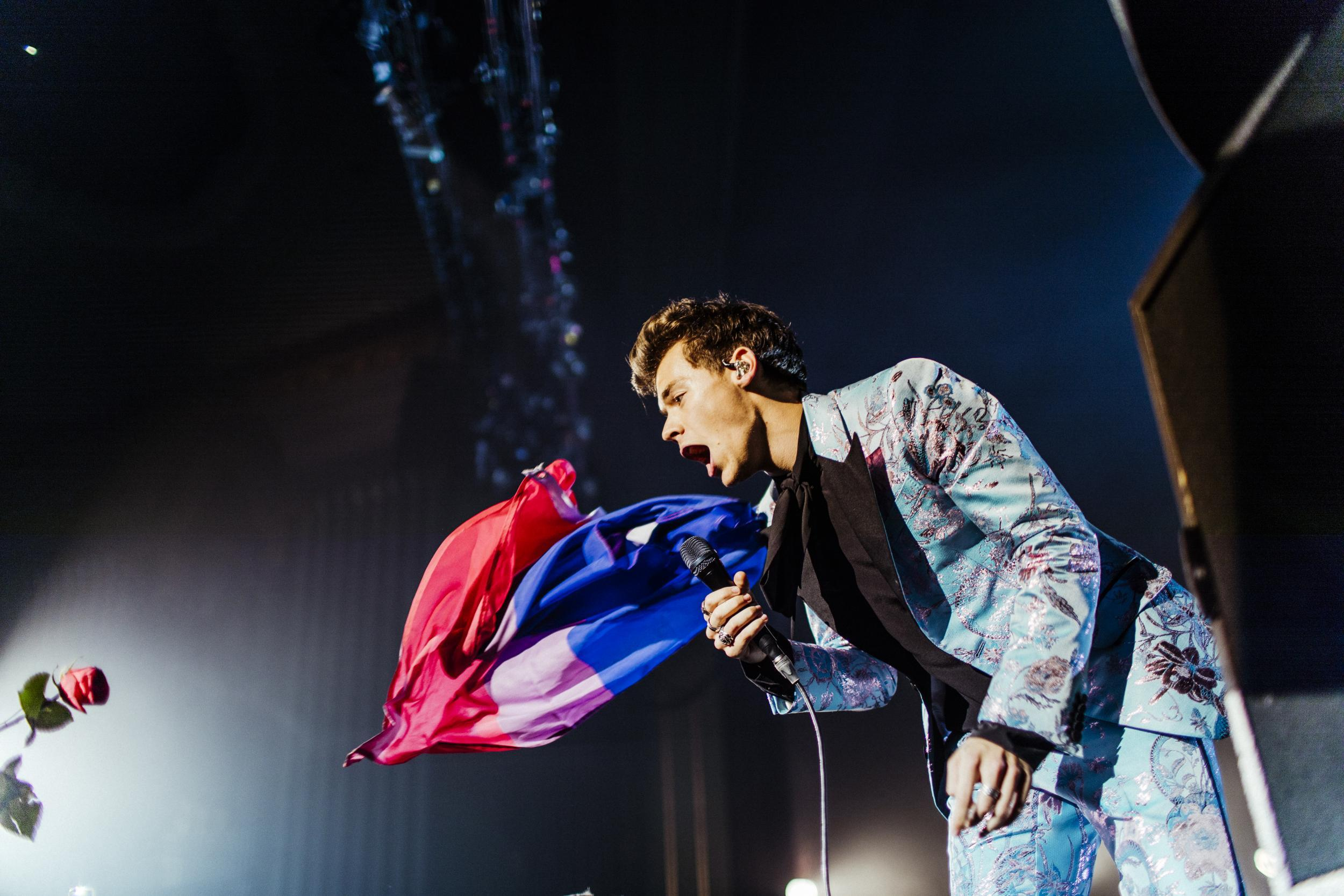 Harry Styles Review Eventim Apollo In London Undeniably Thrilling