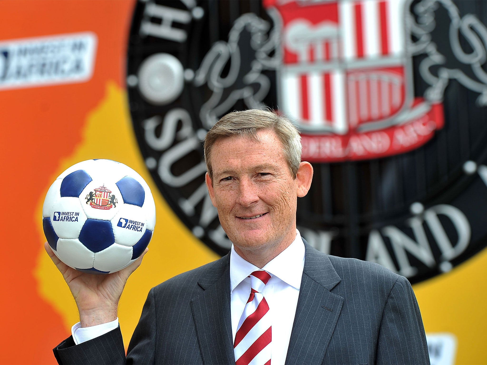 Is there life in Sunderland's ghost town? An absentee owner, an under-pressure manager and a club sliding down the leagues