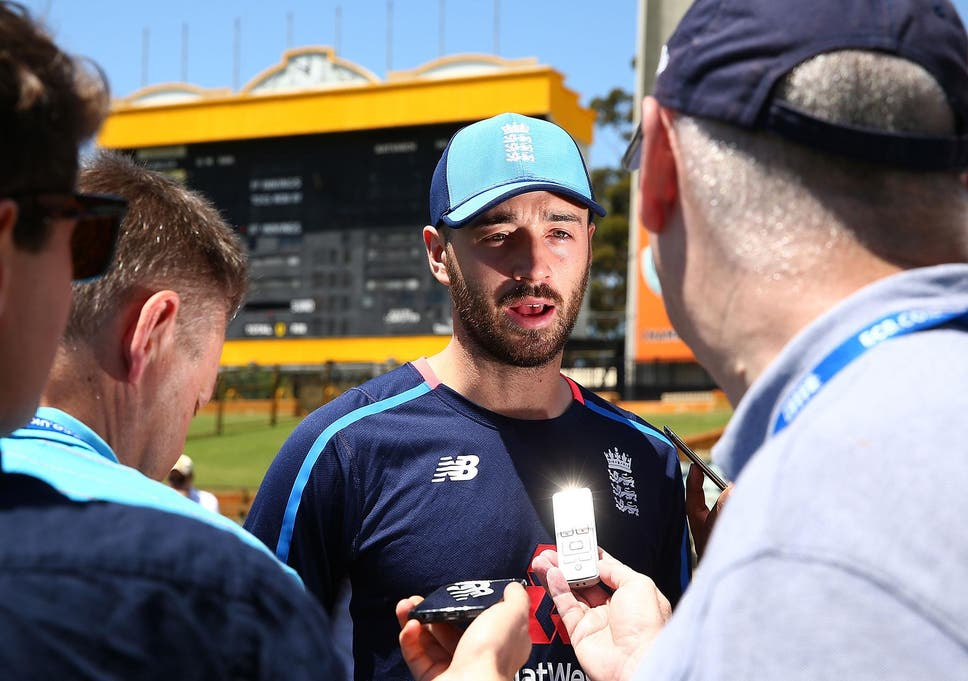 Ashes 2017: James Vince determined to take his second chance