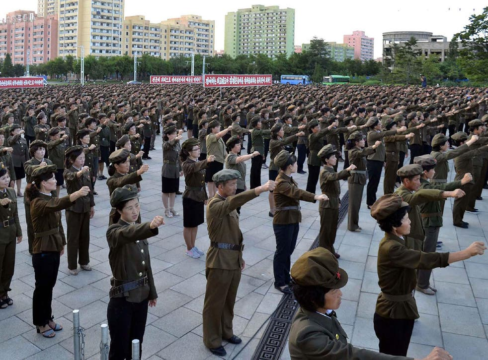 """""""Everybody is at breaking point. Sixty years of believing in the Dear Leader, The Great Country, for nothing. They are tired of living."""""""