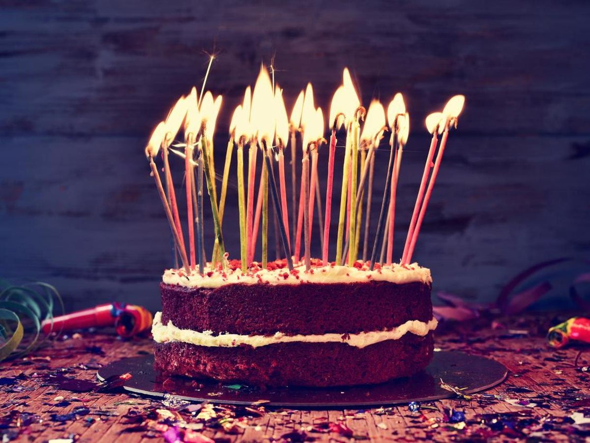 Birthday Blues Will We Ever Blow Out Candles Again The Independent The Independent