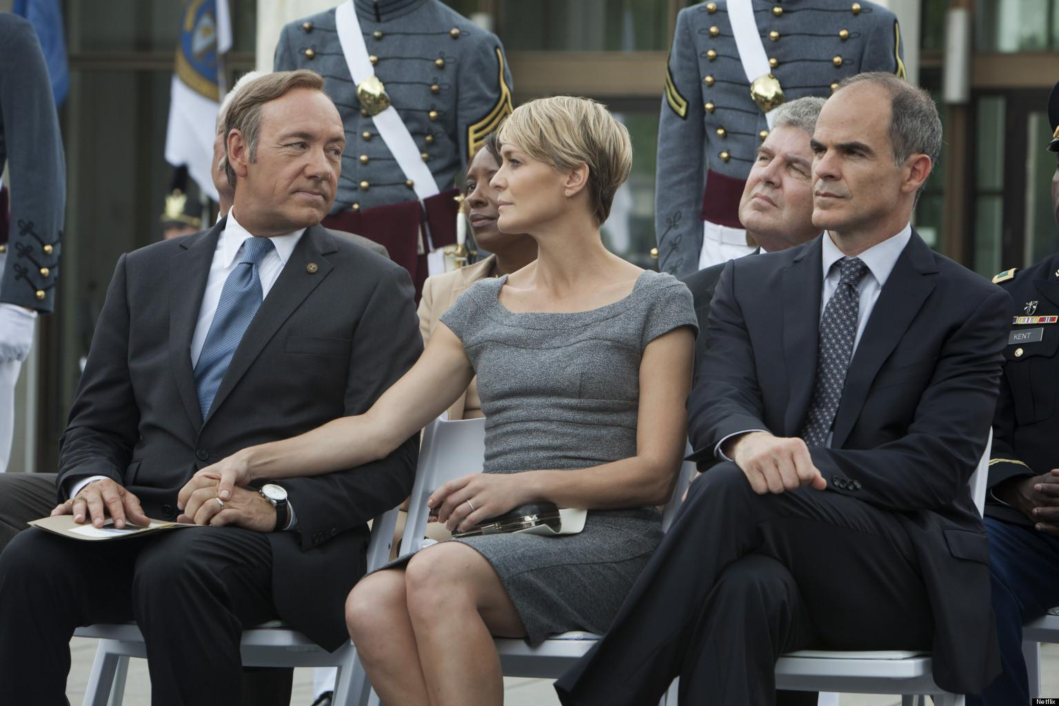 House of cards debate scene wife sexual dysfunction