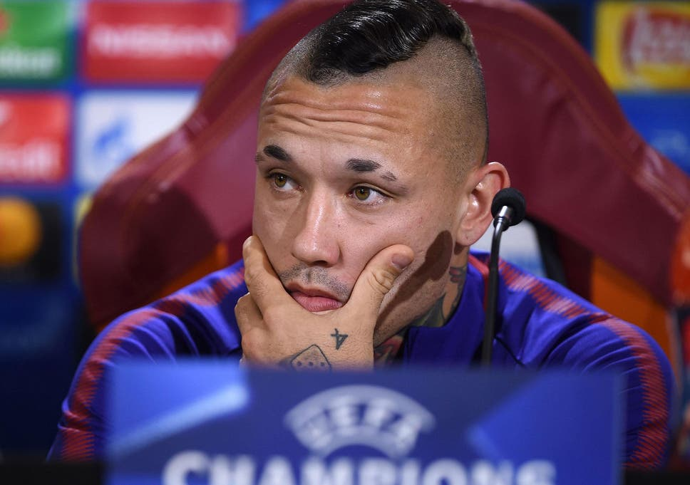 82193e334 Belgium World Cup squad  Radja Nainggolan s omission puts Roberto Martinez  under the microscope before Russia 2018 even begins