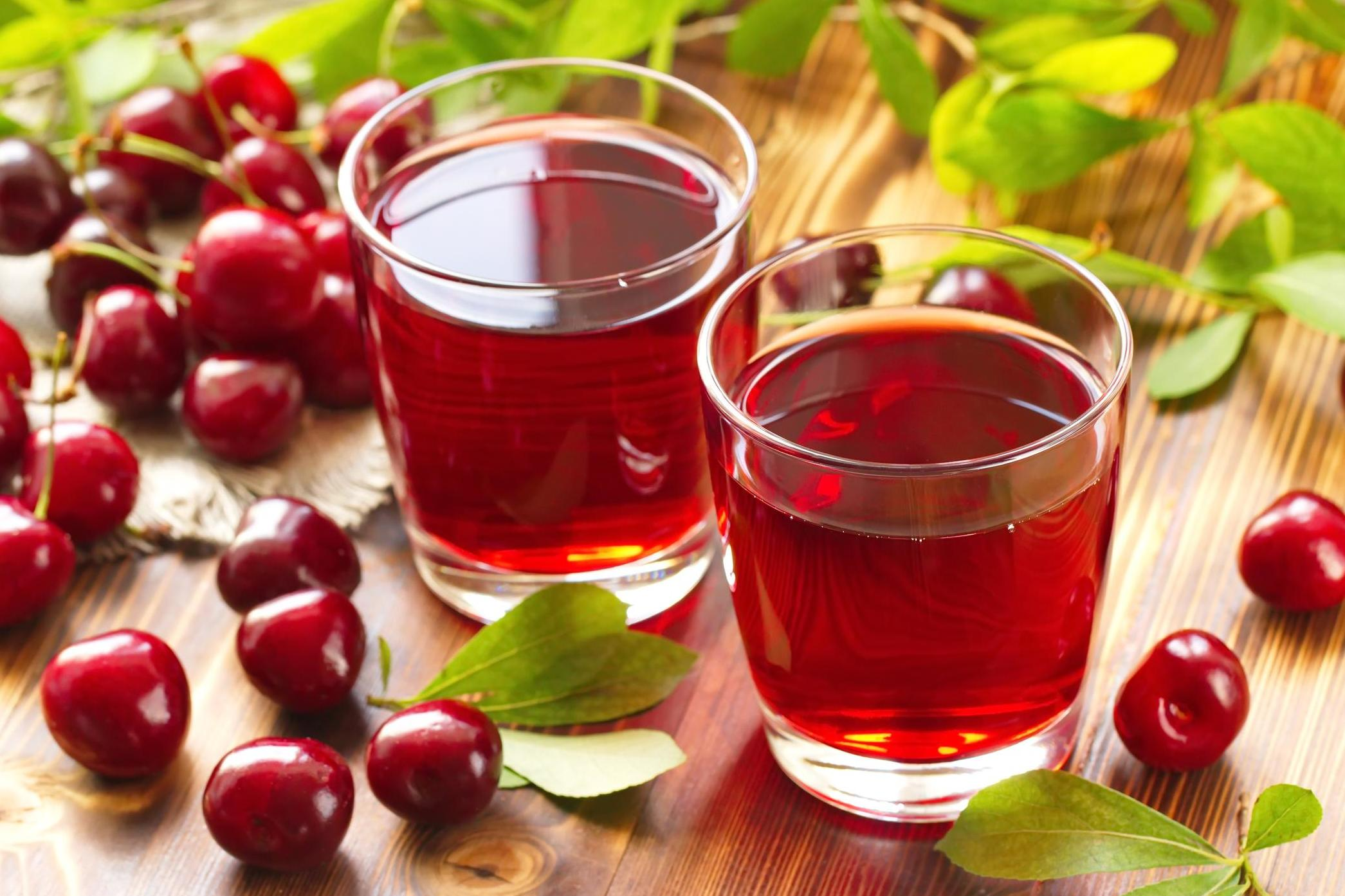 Drinking cherry juice could give you an extra 84 minutes of sleep every night, study finds