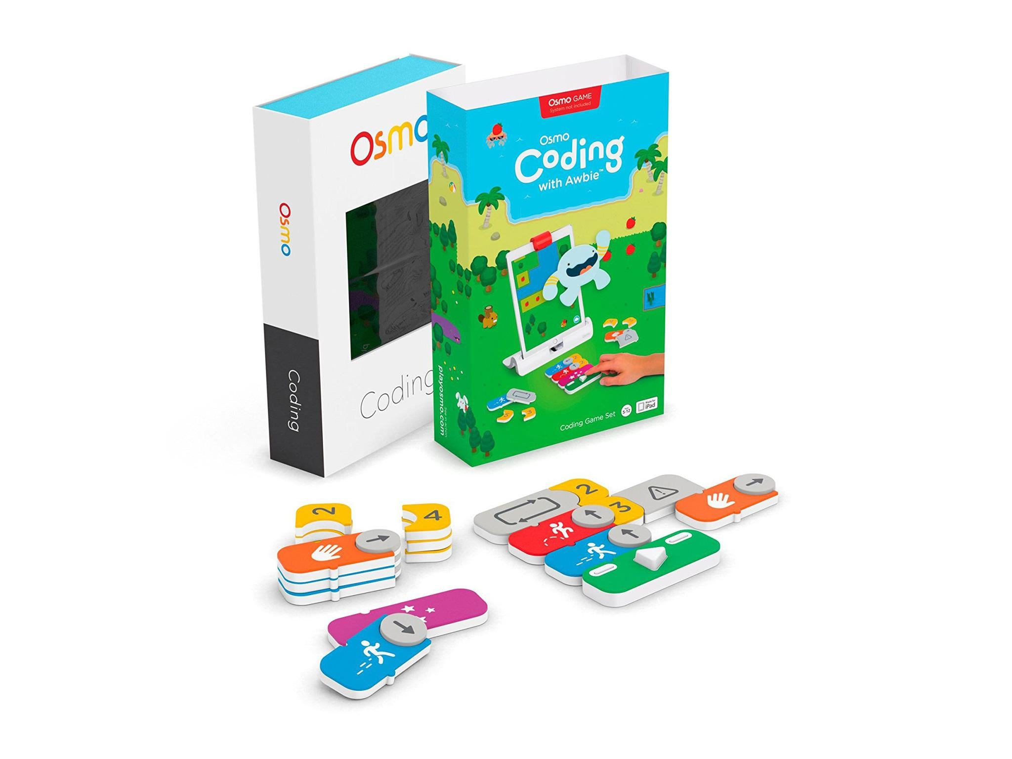 10 Best Coding Toys The Independent Circuit Board Plastic Iphone 5 5s Phone Case Baby N Toddler Award Winning Osmo Series Of Games Allows Children Aged Between Six And 12 Years Old To Combine Physical Pieces With A Digital Game On An Ipad Or