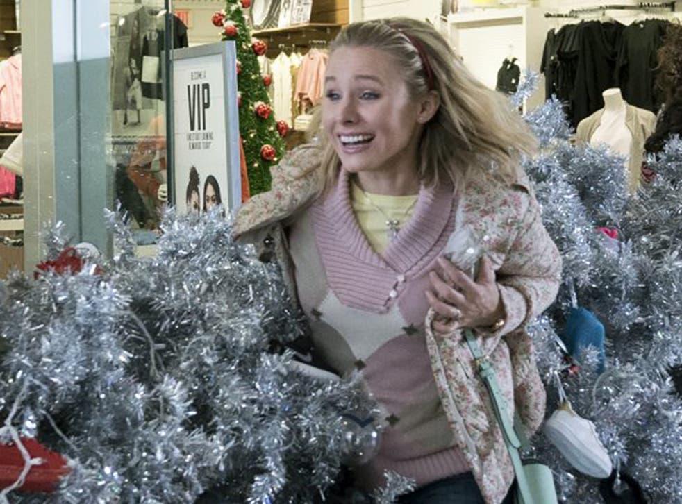 Kristen Bell in 'A Bad Moms Christmas'