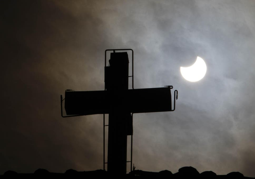 Biblical Miracle Was Actually The First Solar Eclipse Ever