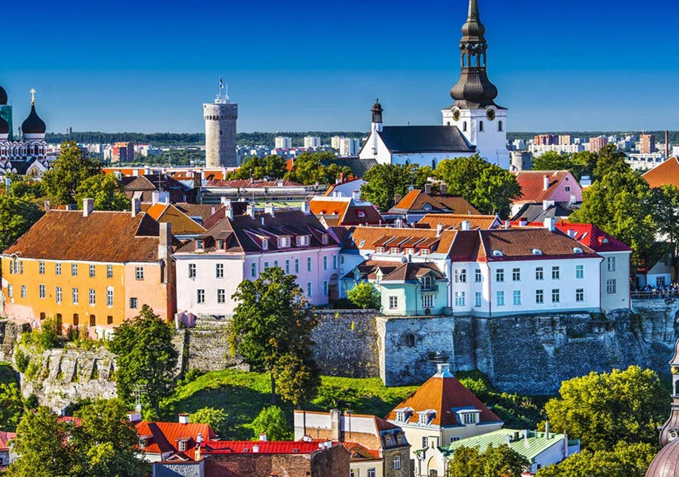 7eeaef6cdb8 Tastescape: What to see and drink in Tallinn | The Independent