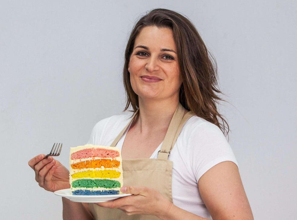 Sophie, who won the Great British Bake Off 2017