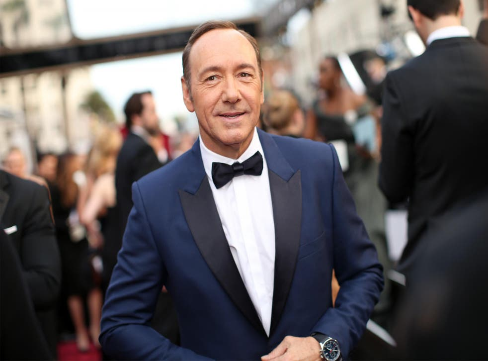 Spacey, 58, has been accused of making an unwanted sexual advance toward Star Trek actor Anthony Rapp in 1986