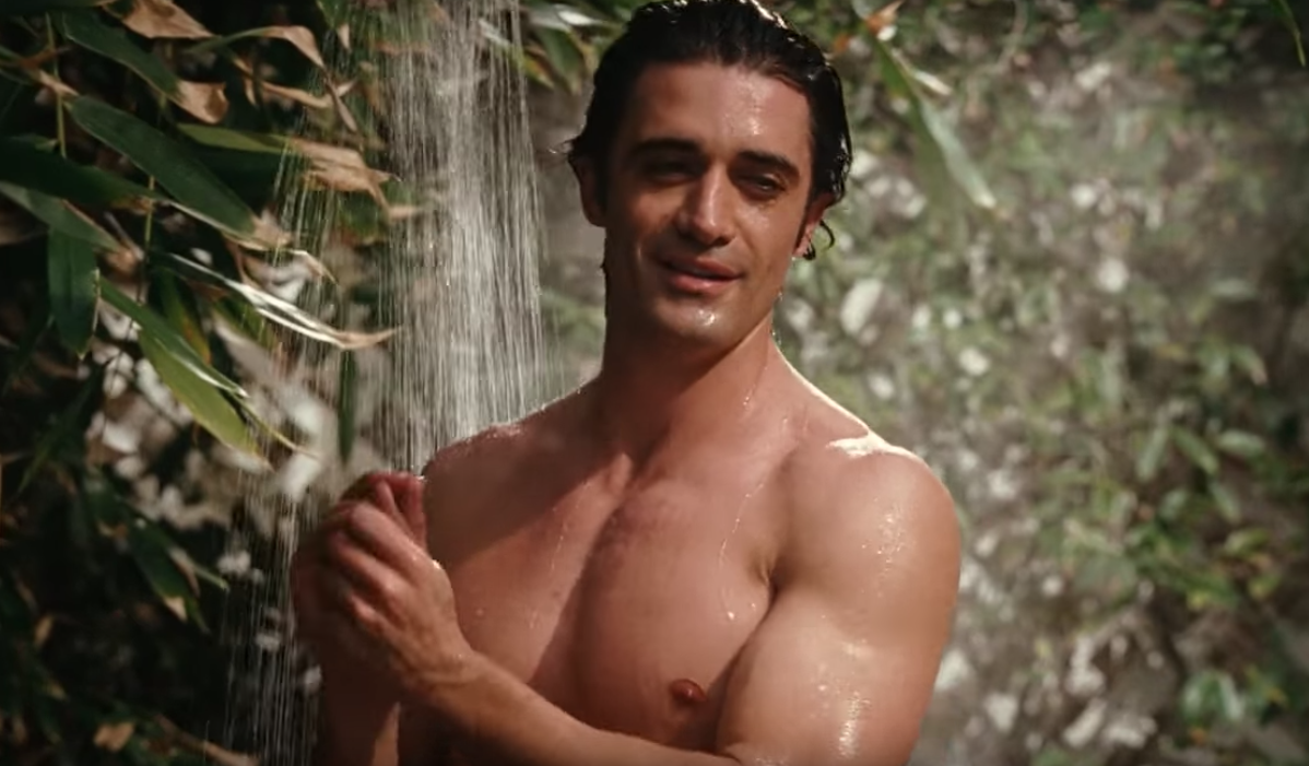 Gilles marini threesome