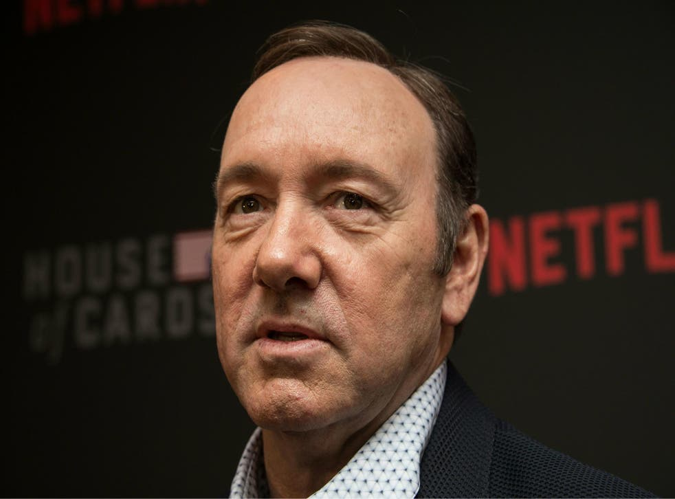 Yet another person has accused actor Kevin Spacey of unwanted sexual advances