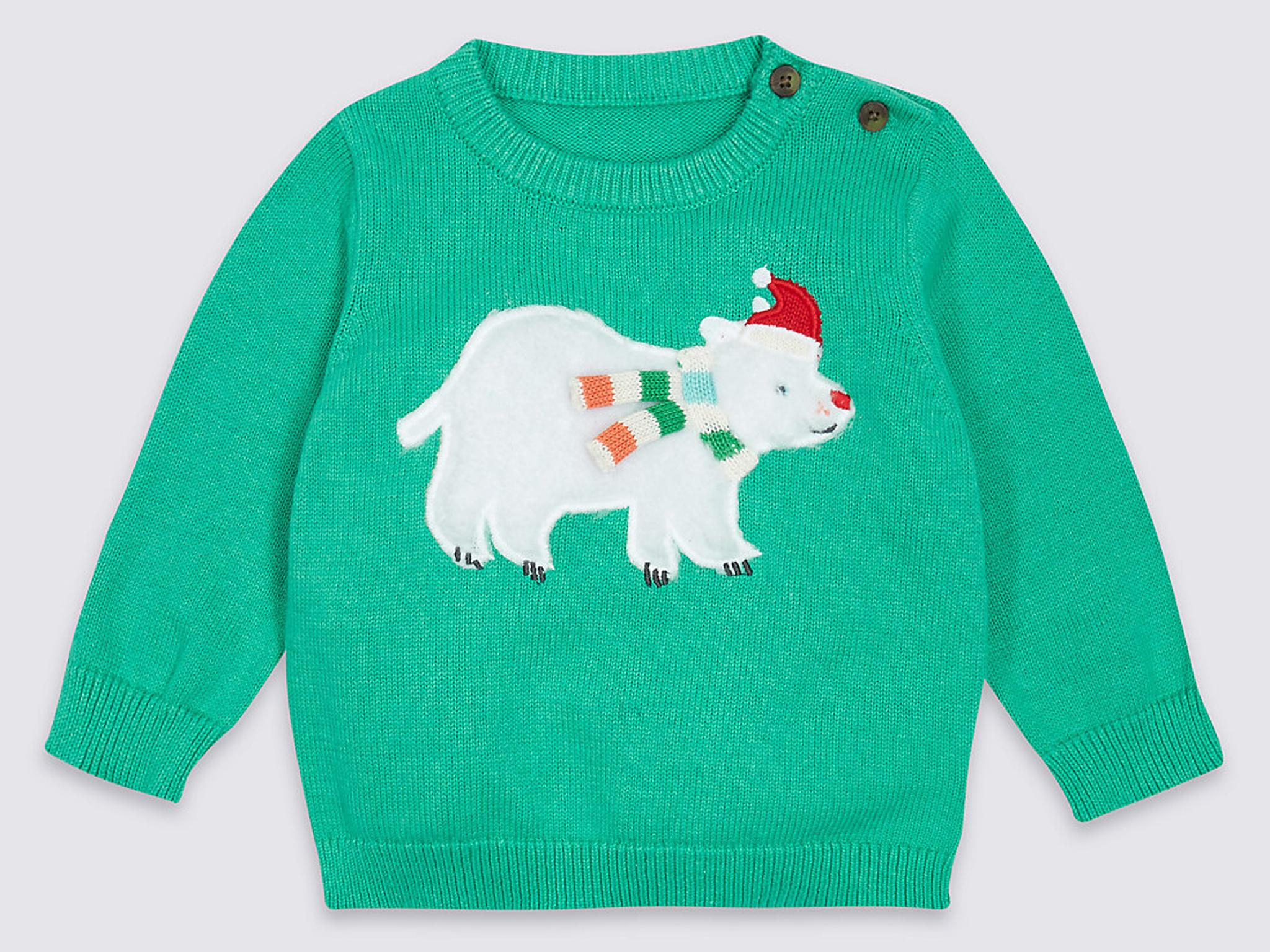 51e7981f693 10 best kids' Christmas jumpers | The Independent