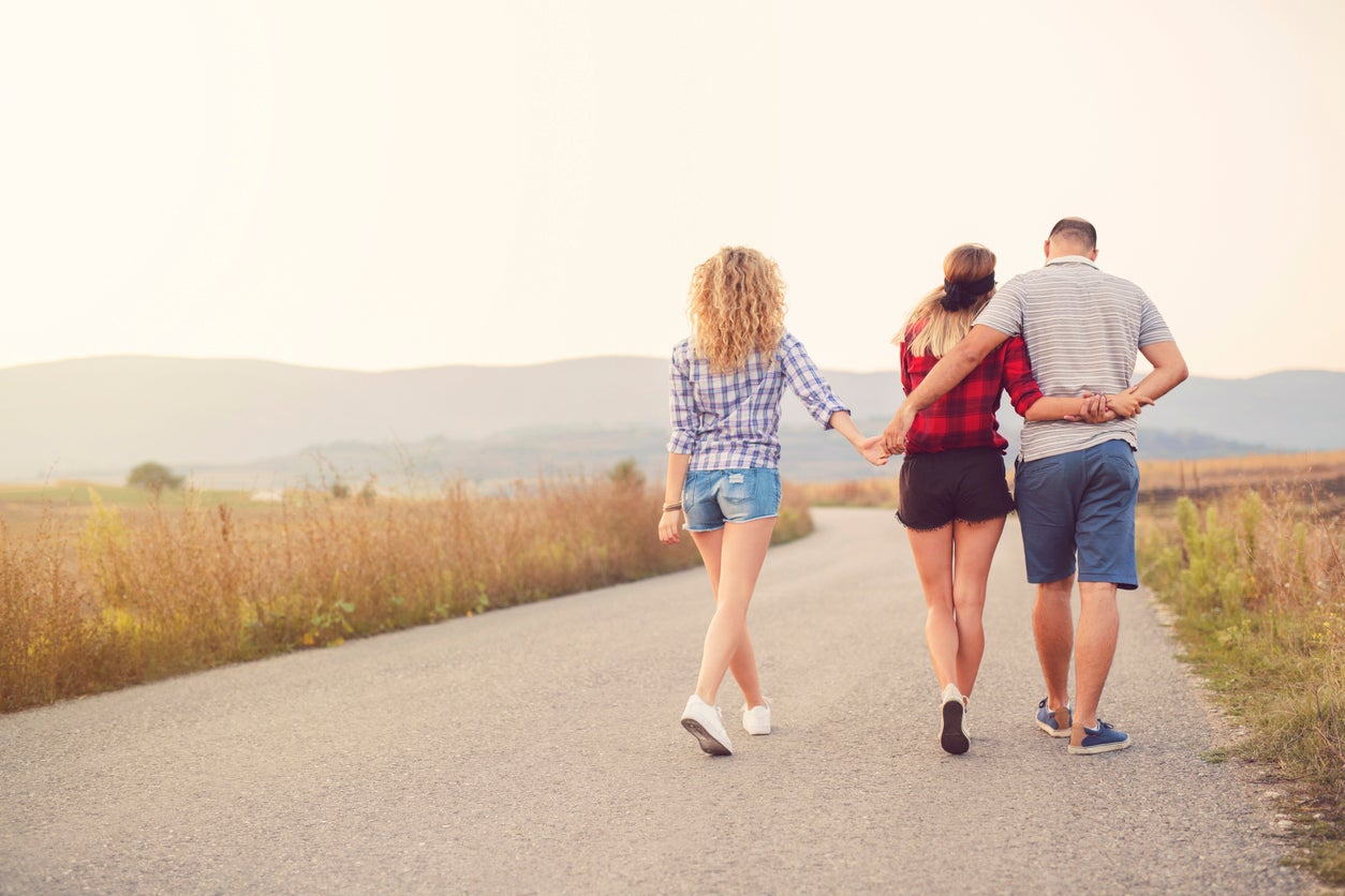 This is the key to successful polyamorous relationships, according to a sexologist