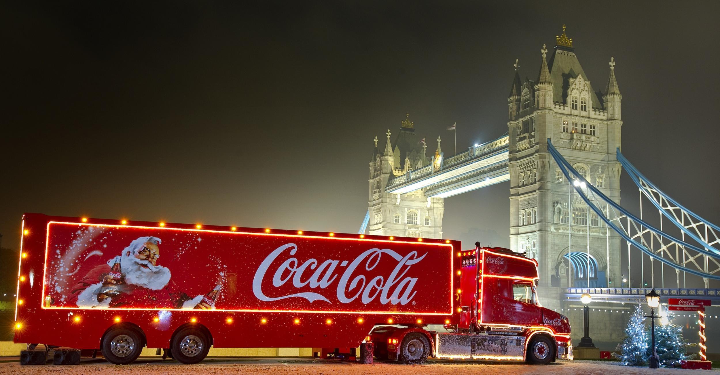 Coca Cola Classic String Lights Set