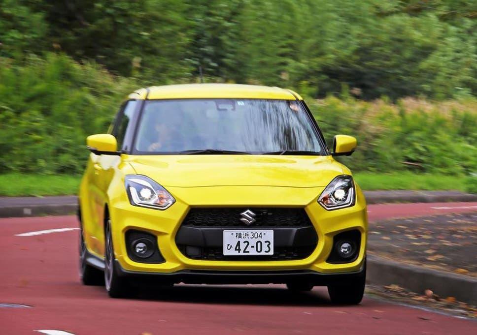 Review Suzuki Swift Sport 2018 The Independent