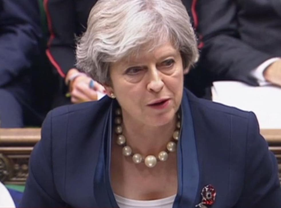 Theresa May has vowed to take action on the numerous claims of sexual harassment and assault