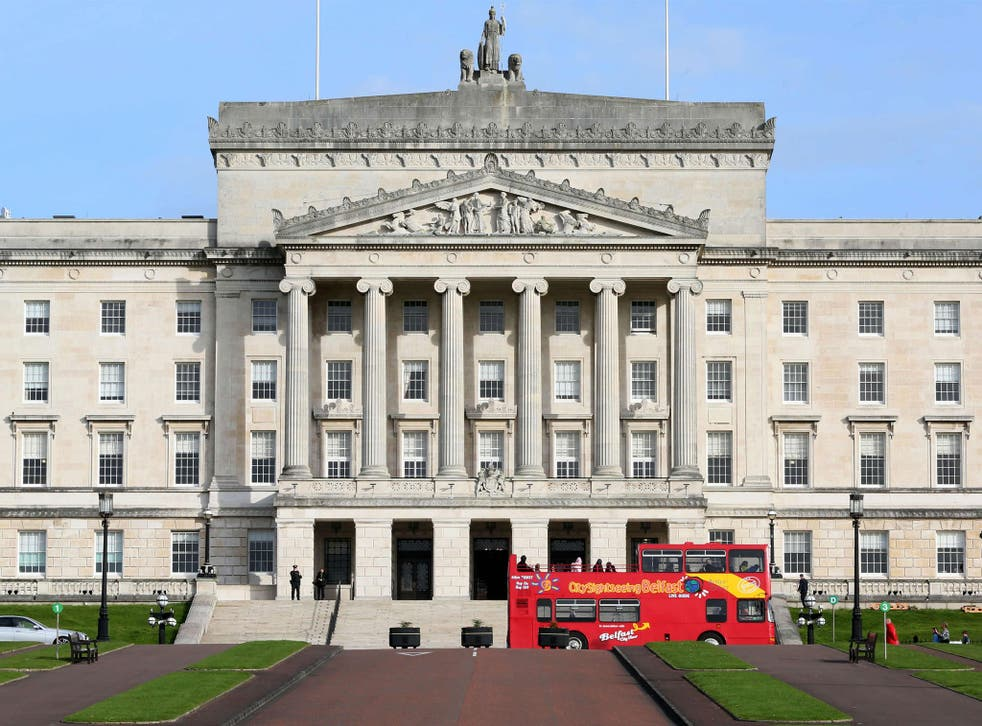 Power sharing at Stormont collapsed almost exactly one year ago