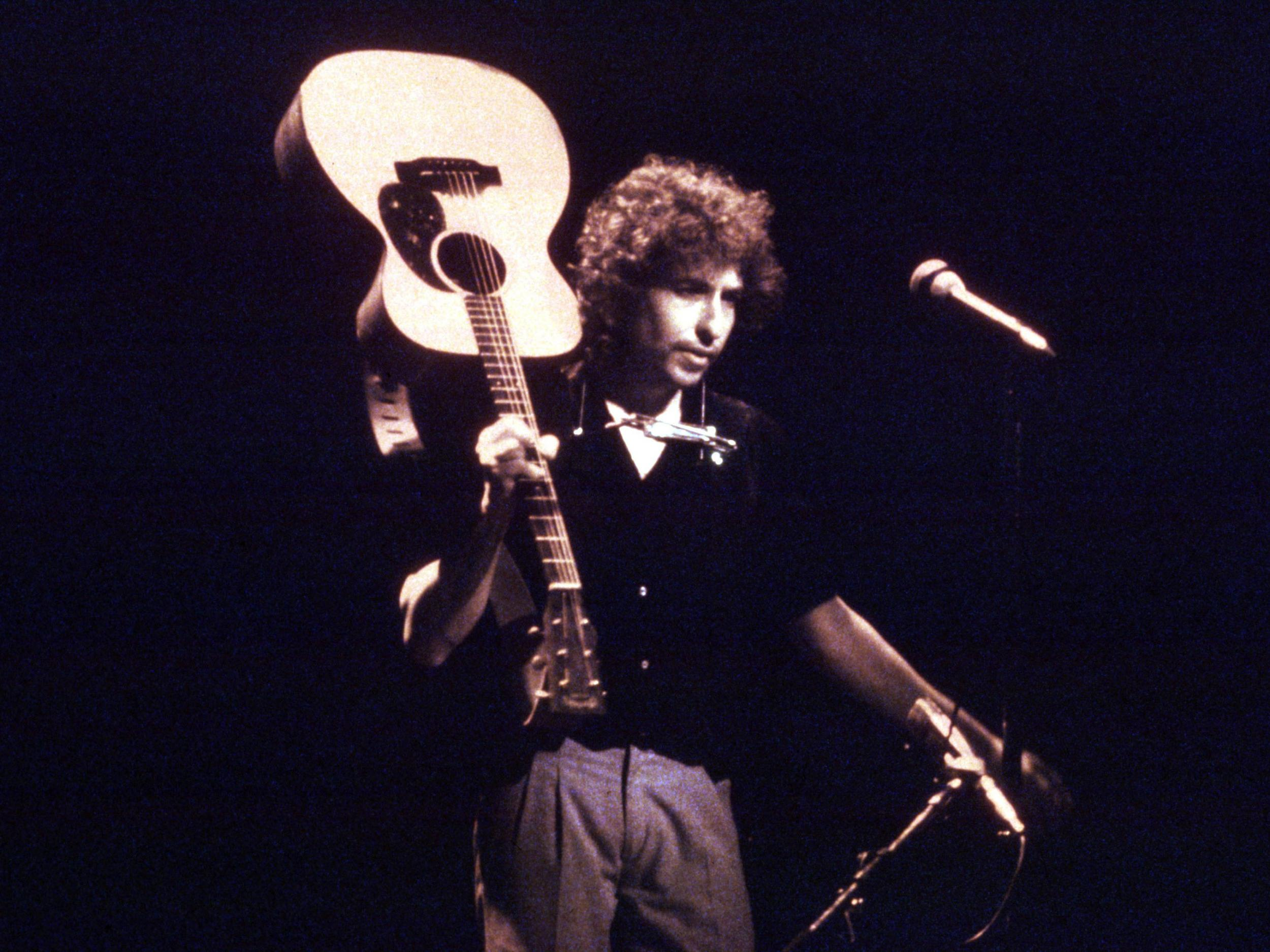 How Bob Dylan embraced Jesus in a born-again period lasting three years