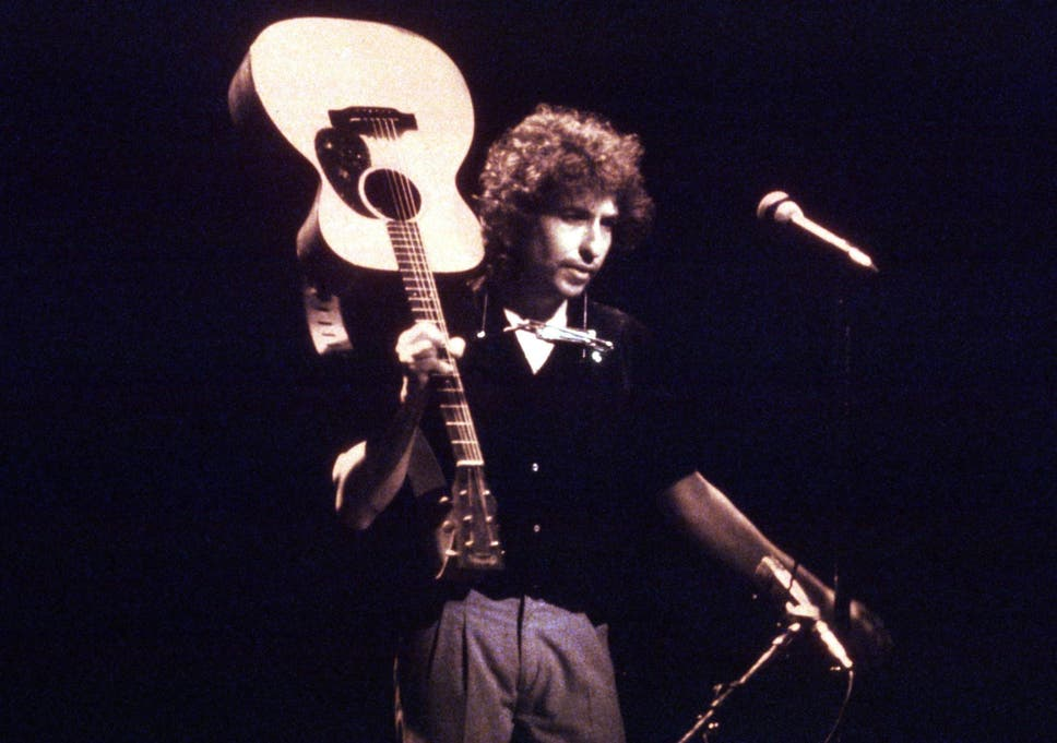 How Bob Dylan embraced Jesus in a born-again period lasting three