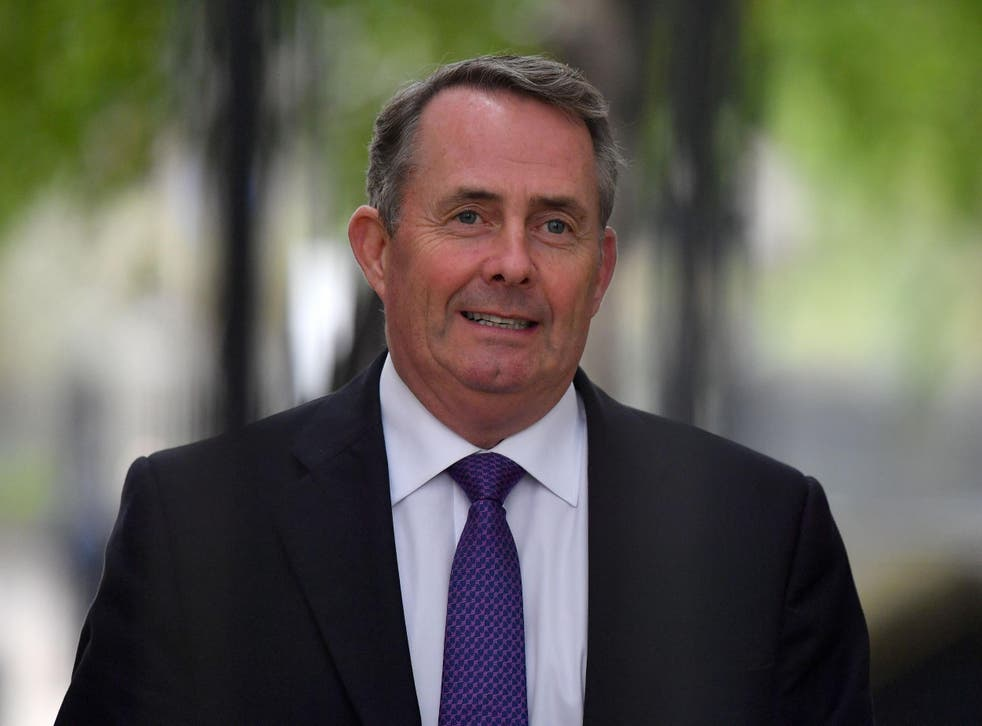 Liam Fox insisted that Parliament 'take back control'; instead he is doing everything to ensure his department's deals are free from scrutiny and debate