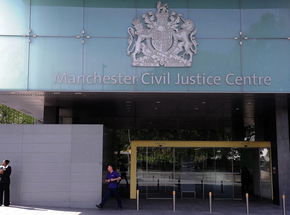 The unnamed father has been to court 13 times to get custody of his children