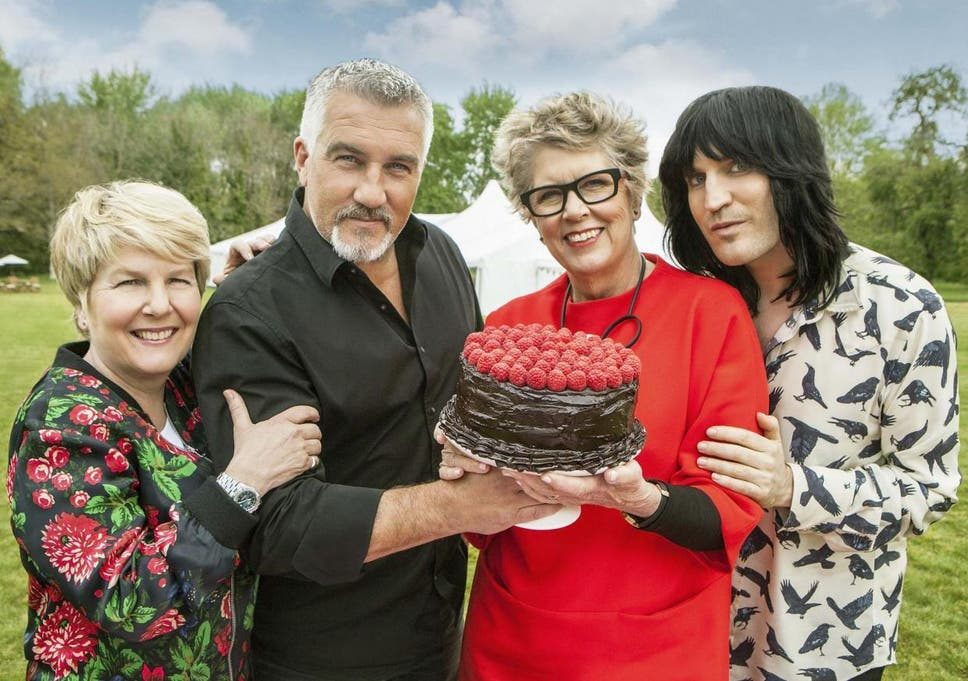 Great British Bake Off Final Scores Huge Ratings For Channel 4