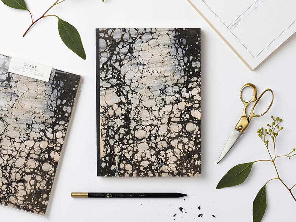 14 best diaries for 2018 the independent the new year is just around the corner and for stationery lovers across the uk that means diary shopping season is underway fandeluxe Image collections