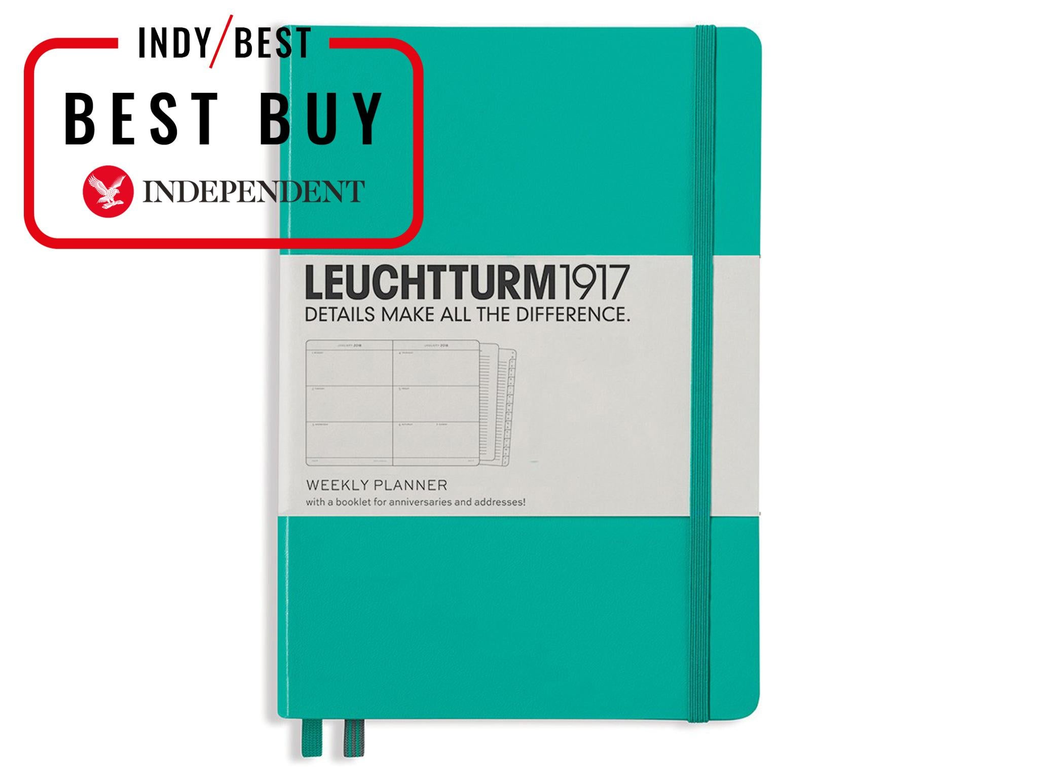 14 best diaries for 2018 the independent much like moleskines classic diary fandeluxe Image collections