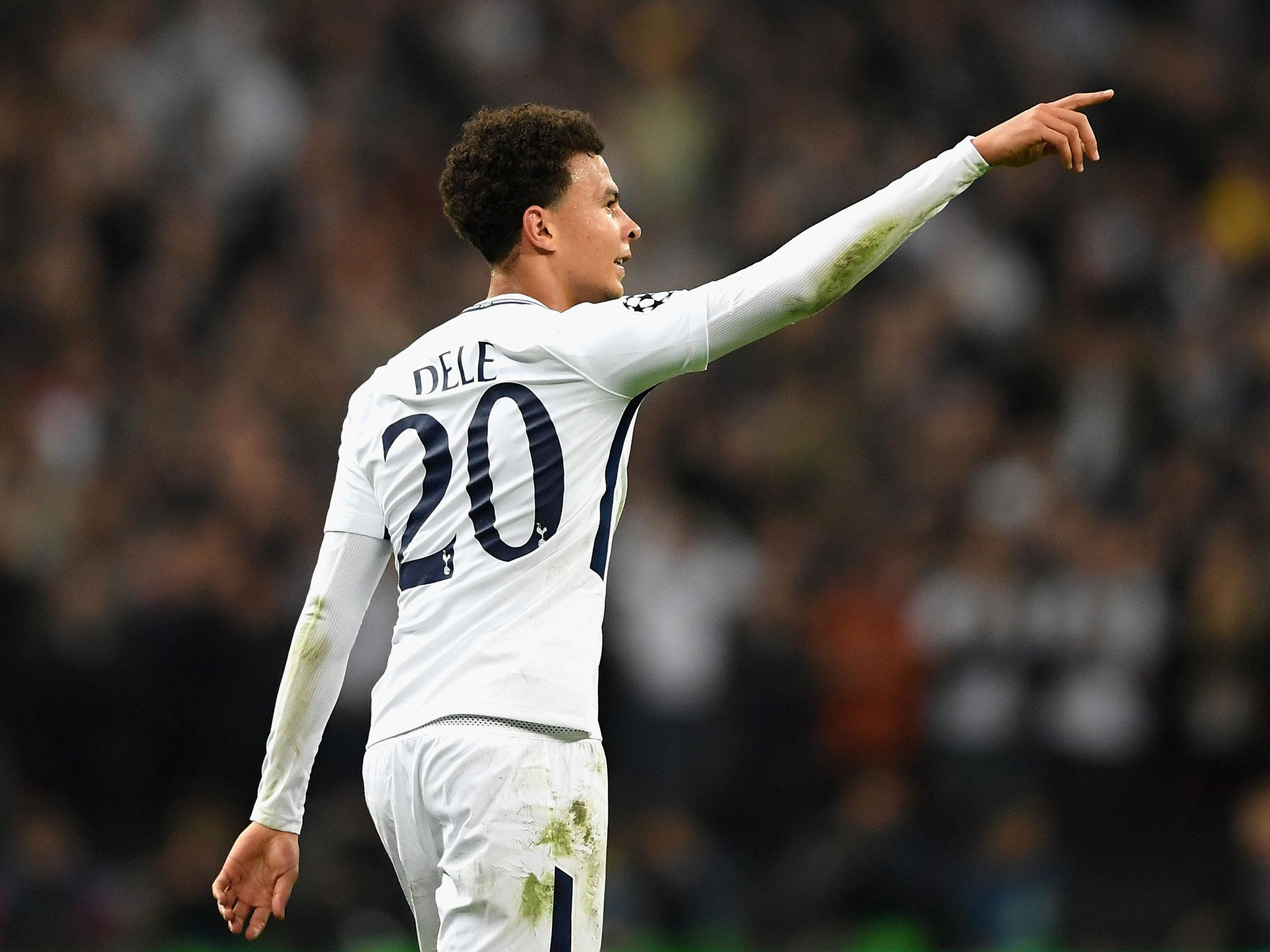 Tottenham midfielder Dele Alli ruled out of England squad for