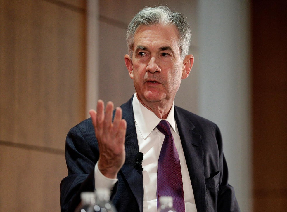 jerome powell expected to be announced as new us federal reserve chair replacing janet yellen the independent the independent jerome powell expected to be announced